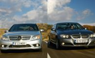 Comparativ Mercedes-Benz vs BMW!