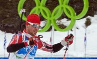 Bjorn Ferry, campion Olimpic la biatlon!