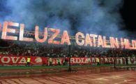 """""""Unicul Capitan"""" Catalin Haldan, comemorat de fanii lui Dinamo!"""