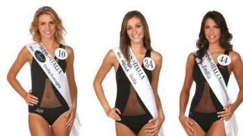 Cele mai SEXY 3 voleibaliste din Italia participa Miss Italia 2010! Vezi toate cele 60 de participante:
