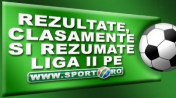 FC Snagov 0-4 Ceahlaul! Vezi rezultate din LIGA 2: