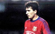 """ASTA este cel mai frumos gol dat de Hagi cu Dinamo! Hagi: """"E aproape la fel ca cel cu Columbia!"""""""
