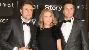 Fiul lui Botezatu, portarul Andrei Iordache de la Juventus a facut SHOW la o prezentare de moda! FOTO