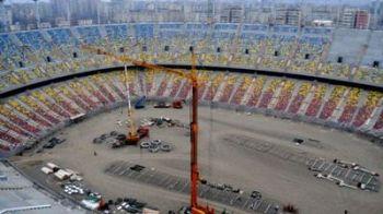 """""""Romanii sa-si ia gandul de la finala Europa League de pe National Arena!"""" FOTO cum arata ACUM stadionul:"""