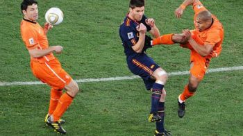 """Napoli il vrea pe """"criminalul"""" de la Campionatul Mondial! Cum s-au trezit cei de la City ca vand un jucator in loc sa il ia pe Hamsik!"""
