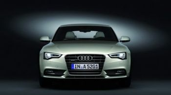 Audi revine! Noul A5 arata mult prea bine pentru secolul asta!