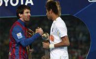 Momentul in care Neymar a realizat ca nu se compara cu Messi! Ce gest a facut dupa finala Campionatului Mondial!