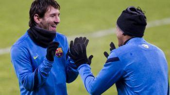 """Messi e noul Hagi! Zeul fotbalului n-a invatat NIMIC de la Maradona! Hagi: """"Am jucat, am fost la fel de talentat ca el, dar Messi e UIMITOR"""""""
