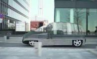 "Oamenii au incremenit cand au vazut pe strada prima masina INVIZIBILA de la Mercedes: ""E ireala"" VIDEO"