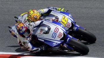VIDEO EPIC!!! Cea mai tare cursa din istoria MotoGP! Asa ceva nu poti sa ratezi! Unul dintre cele mai tari momente din istoria sportului: