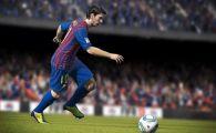 VIDEO! Primele imagini din FIFA 13 au ajuns pe internet! Vezi cum va arata cel mai spectaculos joc de fotbal: