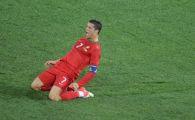 """Ronaldo poate sa spuna: """"Eu sunt SEFUL!"""" E cel mai bun jucator de la Euro 2012! Momentul in care nici cei mai mari fani ai lui Messi nu-l pot contesta:"""