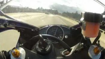VIDEO SOCANT! Prea mult GTA strica! Ce a patit un motociclist dupa ce s-a filmat cu 300KM/H pe sosea publica!