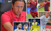 Sport.ro a pus mana pe schitele tactice ale lui Reghe :) Doar apararea e batuta in cuie! Vezi cele 3 echipe geniale pe care le poate alinia Steaua in 2012: