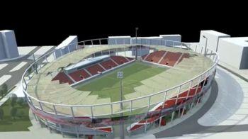 'Emirates de Romania' va fi gata in 3 ani! Un nou stadion - BIJUTERIE construit pentru Liga I! Cel mai tare proiect din 2012