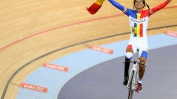 AUR PENTRU ROMANIA! Eduard Carol Novak, campion la ciclism la Jocurile Paralimpice! TRANSMITE-I AICI UN MESAJ: