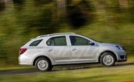 FOTO Dacia mai lanseaza doua masini NOI! PREMIERA! Vezi cum arata SW si Pick Up - modele inspirate din Logan II!
