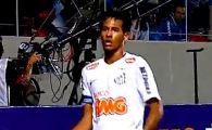 Ronaldinho e istorie, Neymar e noul ZEU al spectacolului in fotbal! Driblinguri dementiale si trei goluri! Cum a demonstrat ca il poate eclipsa si pe Messi daca vine la Barca! VIDEO