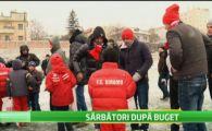 "Dinamovistii nu suporta sa se uite pe clasament: ""Mi-e frica sa vad Steaua pe primul loc si noi jos!"" Cum a fost stricat Craciunul la Dinamo de criza:"