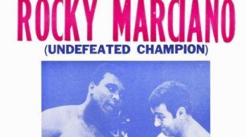 Procese de milioane , 70 de runde si o peruca zburatoare: povestea uitata a SUPER FIGHT-ului dintre ROCKY MARCIANO si MUHAMMAD ALI