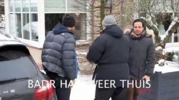 Badr Hari a fost eliberat din puscarie! Vezi in ce hal arata campionul K-1: a slabit 20 de kilograme si abia vorbeste cu presa! VIDEO