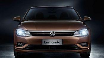 Volkswagen Lamando, un nou model lansat de nemti. Primele imagini oficiale care dezvaluie noua bijuterie. FOTO