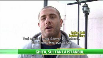 "VIDEO Ghita vrea REVANSA in infernul din Turcia! Saki ameninta: ""10 secunde ii dau!"" Mesajul turcului pentru Hagi:"