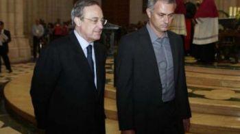 Florentino Perez s-a saturat PANA PESTE CAP de vedetele lui Mourinho si schimba echipa! Prima tinta: un DIAMANT de 20 de ani! Ce staruri pot pleca:
