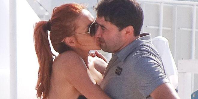 Fotografii nud cu noua iubita a lui Ionut Lutu