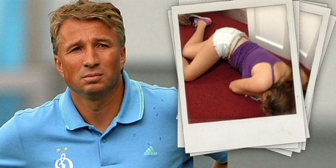 Imaginile depravarii! Fiica lui Dan Petrescu, in ipostaze compromitatoare! Uite ce face cu miile de euro de la tatal sau