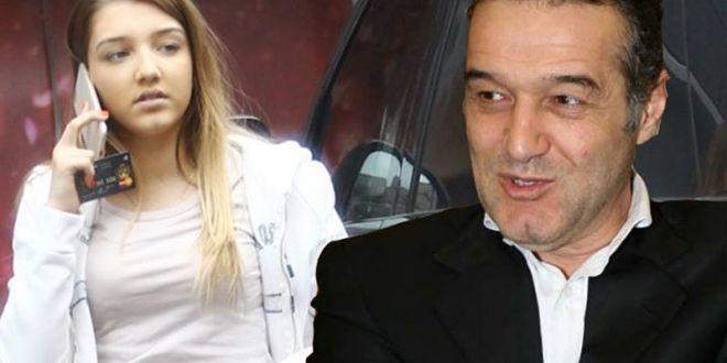Reactia lui Gigi Becali dupa ce a aflat ce nota a luat fiica lui la examen!  Sa fie sanatoasa, nu-i mai iau nimic!
