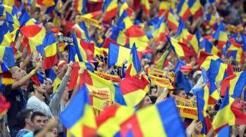 """""""Hai pe stadion!"""" Nationala face apel la suporteri, FRF a deschis inelul 3! Cat costa biletele la meciul cu Estonia:"""