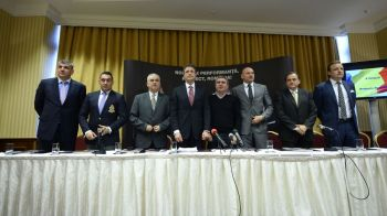 "LIVE BLOG ""Alege, Romania!"" | Popescu, Chivorchian, Avram sau Burleanu? Cine vine in locul Nasului la FRF?"