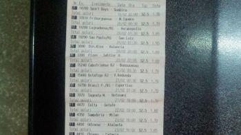 """Bilet """"NEBUN"""" al unui parior din Vaslui! 18 meciuri, toate sub 2.5 goluri, si doar UN LEU jucat! Cat a castigat:"""