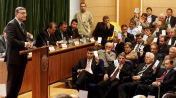 Scenariul incredibil inainte de alegerile FRF. Cum s-ar putea DIZOLVA Federatia Romana de Fotbal dupa condamnarile din fotbal