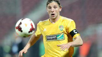 Antal, raspuns misterios in momentul in care a fost intrebat de Steaua! Ce a spus golgheterul Ligii 1 dupa 8-1 cu Corona Brasov