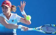 Monica Niculescu s-a calificat in turul 2 la Ronald Garros, dupa 5-7, 6-3, 6-1 cu Kanepi! Halep e favorita numarul 4 a turneului