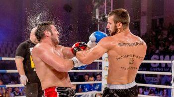 Andrei Stoica, marele castigator la Local Kombat! Si-a aparat centura de campion! Un constantean a dat KO-ul serii - VIDEO