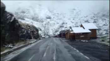 Imagini fabuloase! Locul din Romania unde a nins ca-n povesti! Ce au anuntat meteorologii ca ne asteapta