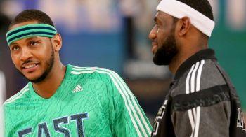NEBUNIE curata in NBA! Trei vedete si-au ales noile echipe! Gasol la Bulls, Lebron la Cavaliers, Carmelo a semnat pe 120mil
