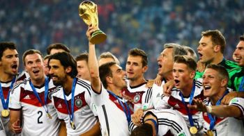 Philip Lahm s-a retras din nationala Germaniei, dupa ce a reusit sa cucereasca titlul Mondial