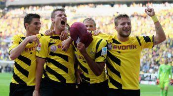 BVB castiga Supercupa Germaniei! Spiderman i-a dat lovitura decisiva lui Guardiola, Javi Martinez s-a accidentat grav! Borussia Dortmund 2-0 Bayern Munchen