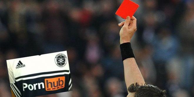 FABULOS | Prima echipa interzisa in campionat din cauza sponsorului. E incredibil ce au vrut sa puna pe tricouri