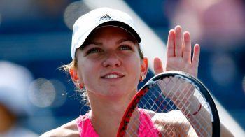 Adio, visul frumos s-a terminat! Simona are sanse mici sa ramana pe locul 2 dupa eliminarea de la US Open! Vezi pe cat ajunge