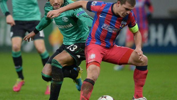 Transferat  pe nevazute ! Steaua l-a readus pe GLADIATORUL Bourceanu, dar nu stie cand il va putea trimite la lupta