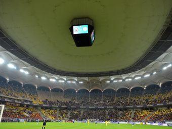 Meciul de la Atena se vede si pe National Arena! FRF deschide stadionul pentru fani, un ecran urias va fi instalat