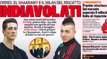 Transferul care s-a AMANAT timp de 10 ani. Care au fost primele cuvinte ale lui Berlusconi dupa ce l-a vazut pe Torres la AC Milan