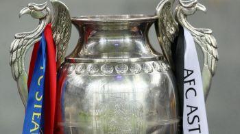 Urnele pentru tragerea la sorti a 16-imilor Cupei Romaniei! Cu cine pot pica Steaua, Dinamo, Astra si Petrolul: