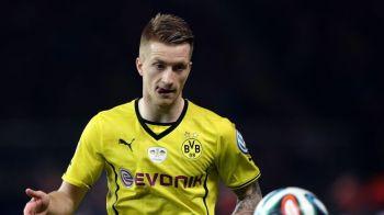 Marco Reus refuza sa-si prelungeasca intelegerea cu Dortmund si poate pleca! Pretul incredibil la care poate fi cumparat