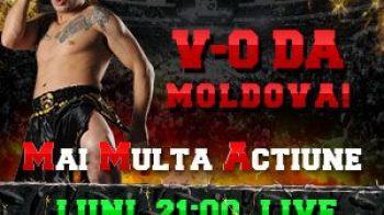 Ei ne apara de unguri! 'Pitbulul' Atodiresei si 'Necrutatorul' Lupu dau cu pumnul luni seara la Sport.ro: V-O DA Moldova!
